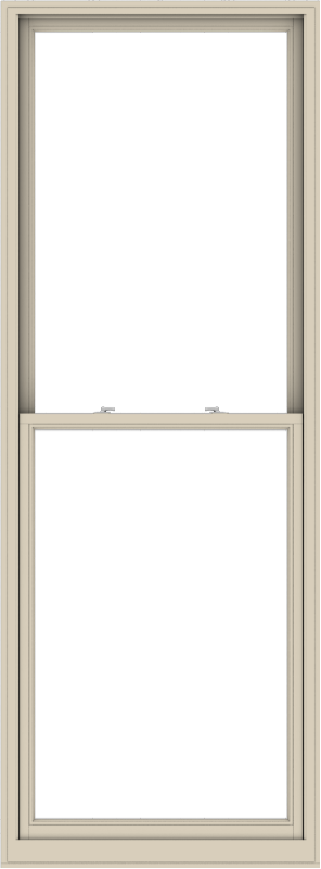 WDMA 40x108 (39.5 x 107.5 inch)  Aluminum Single Hung Double Hung Window without Grids-2