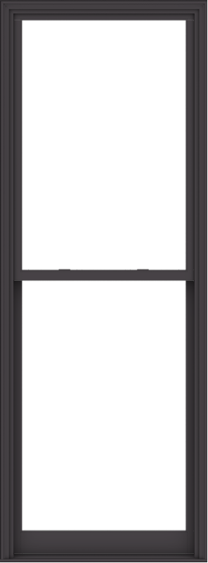 WDMA 40x108 (39.5 x 107.5 inch)  Aluminum Single Hung Double Hung Window without Grids-3