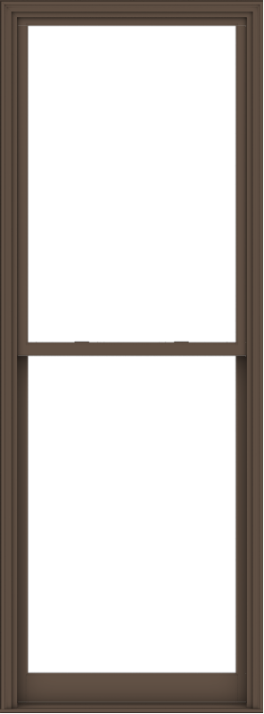 WDMA 40x108 (39.5 x 107.5 inch)  Aluminum Single Hung Double Hung Window without Grids-4