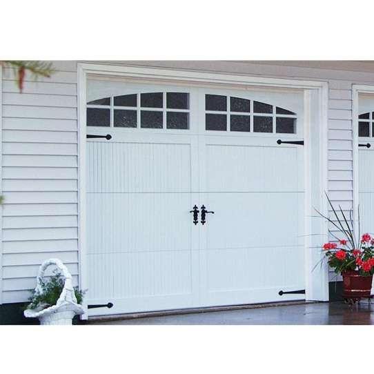 WDMA Unbreakable Polycarbonate Glass Garage Door