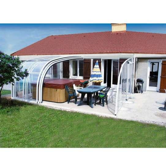 WDMA Pool Dome Cover