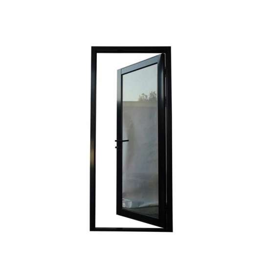 WDMA Bullet Proof Glass Door