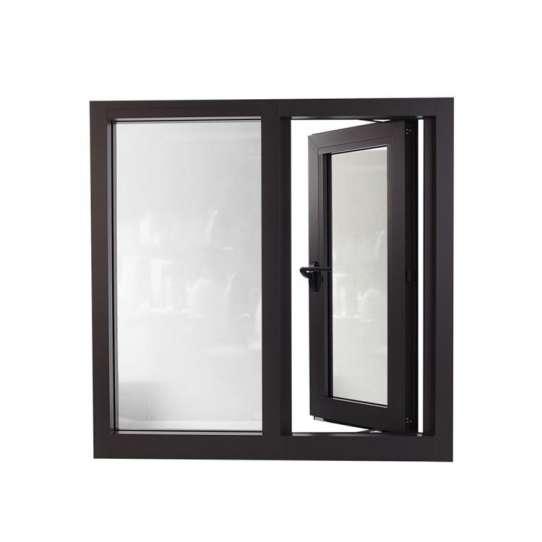 China WDMA Aluminum Window And Door In Greece