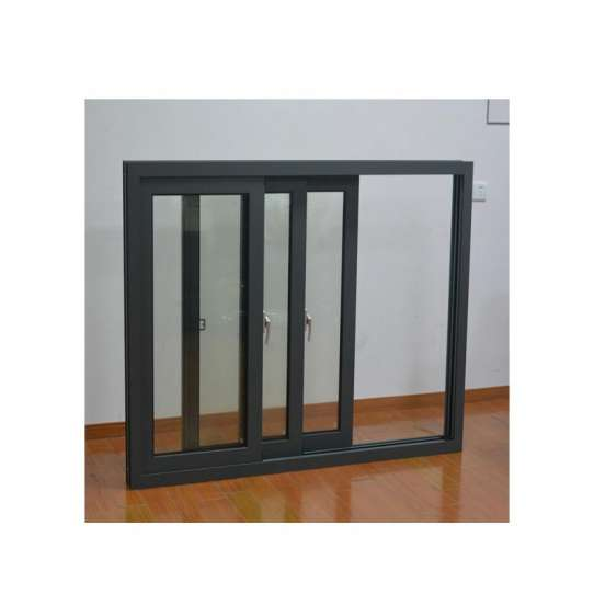 WDMA Three Panel Sliding Window