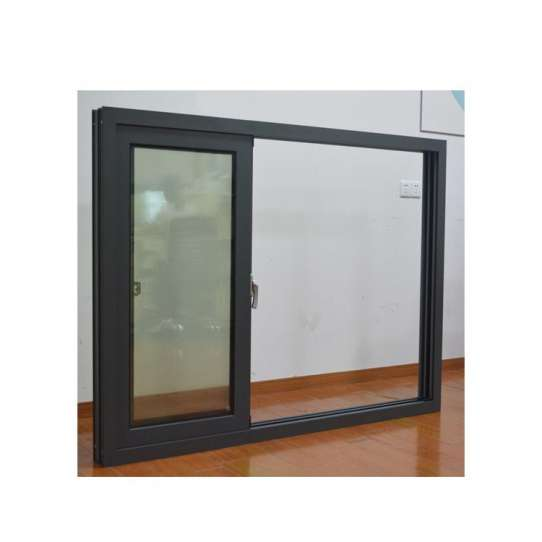 China WDMA Three Panel Sliding Window