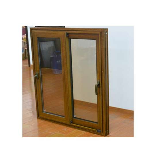 WDMA Aluminium Double Glazed Aluminum Window Doors Soundproof Sliding Window And Door With Mosquito Net In Ghana