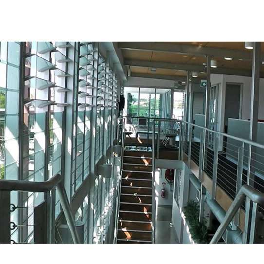 WDMA Aluminium Louver Window