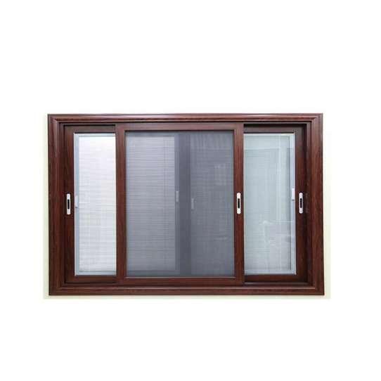 China WDMA Aluminium Frame Sliding Glass Window