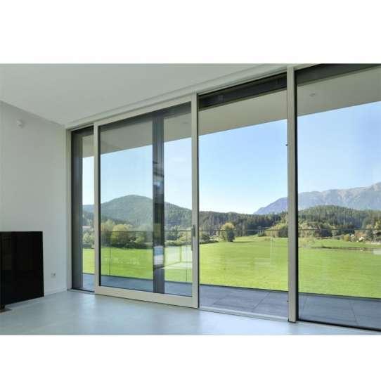 WDMA aluminium doors windows