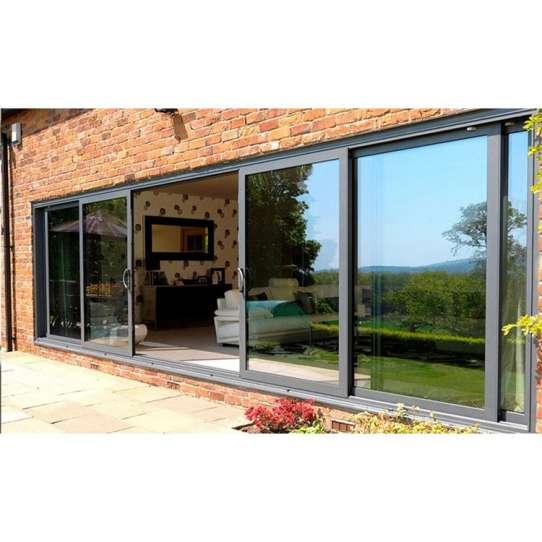 China WDMA aluminium doors windows