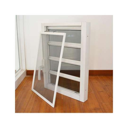 WDMA Aluminium Naco Louvered Window Shutter