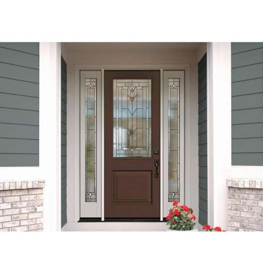 WDMA Interior Glass Door For Bedroom