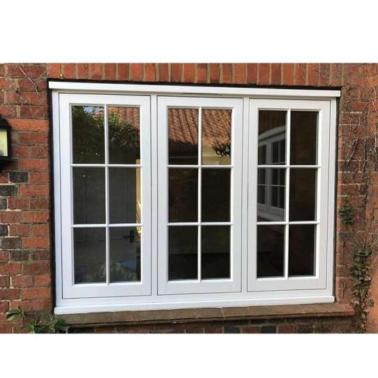 China WDMA Aluminum Alloy Frame Material And Fixed Open Style Impact Tall Window With Tempered Glass Price In Morocco