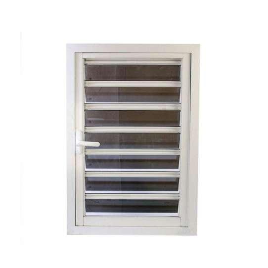 WDMA Jalousie Window Design