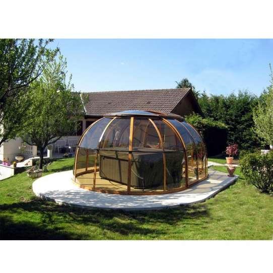 WDMA Pool Enclosure