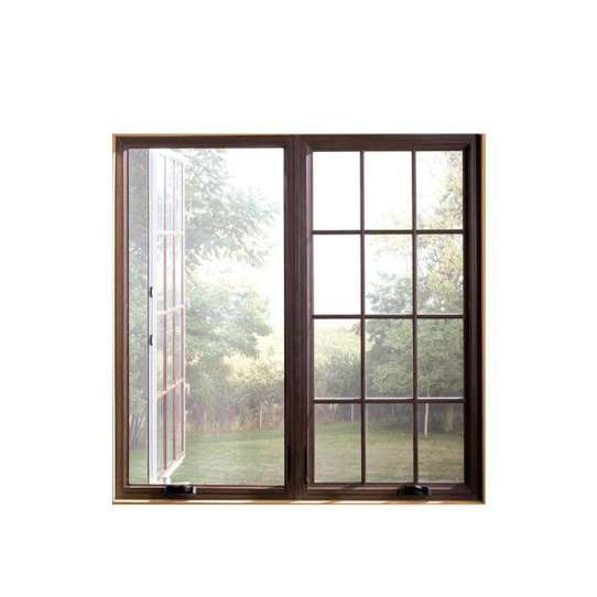 China WDMA Aluminum Wood Window Profile