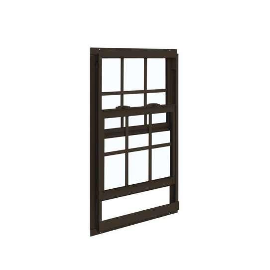 China WDMA American Style Vertical Sliding Window