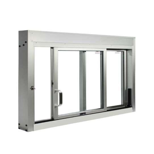 China WDMA Thermal Break Aluminum Window
