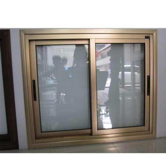 WDMA Anodized Aluminium Frame Bronze Color Window