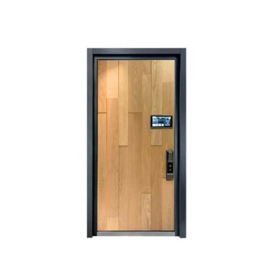 WDMA aluminium swing door price
