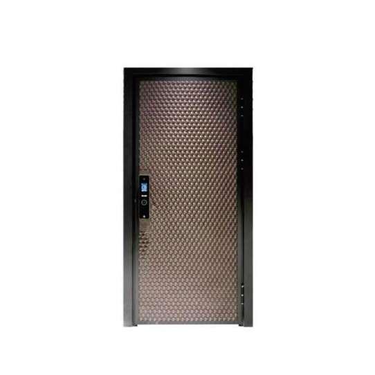 WDMA aluminium swing door price Aluminum Casting Door