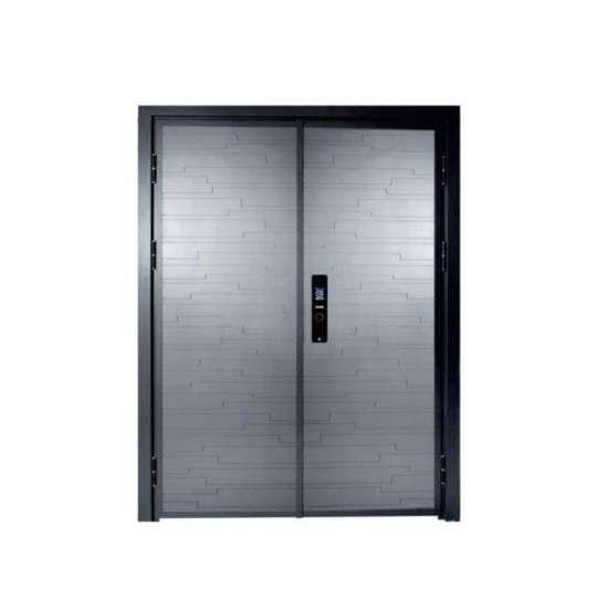 China WDMA aluminium swing door price