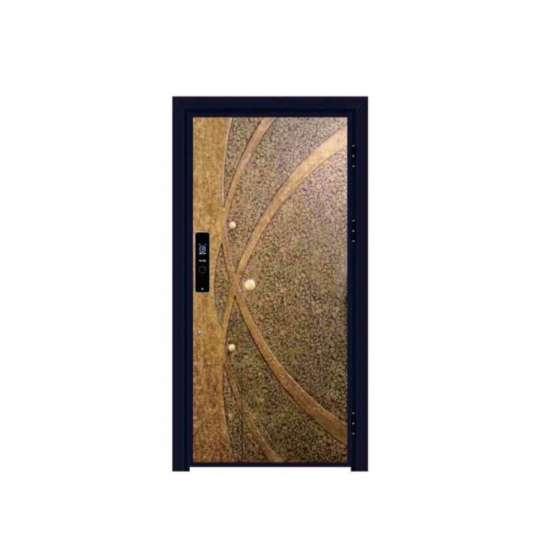 China WDMA aluminium swing door price Aluminum Casting Door