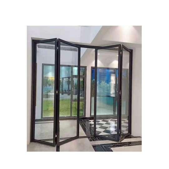 China WDMA aluminium bifold door