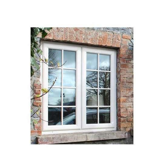 China WDMA Aluminium Double Glazed Window