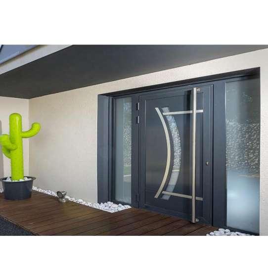 China WDMA Restaurant Glass Door