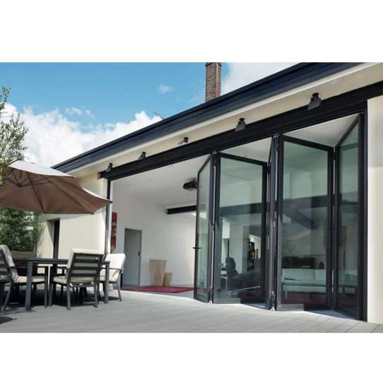WDMA Bi Folding Glass Door