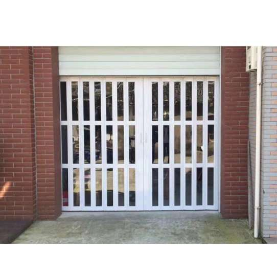 China WDMA Bi Folding Glass Door