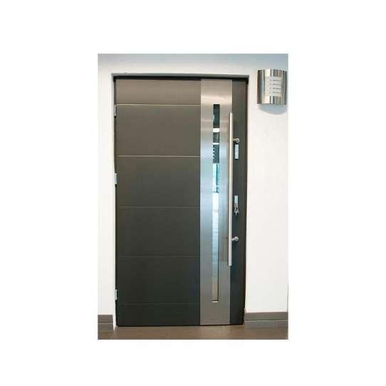 WDMA Stainless Steel Front Door