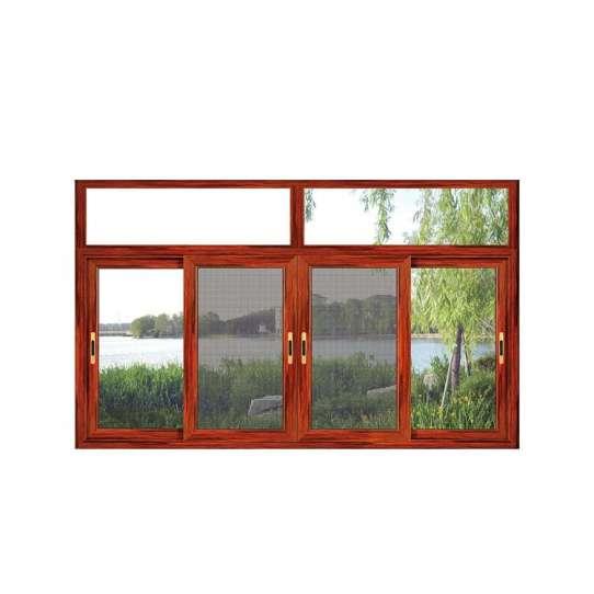 China WDMA Wrought Iron Design Window