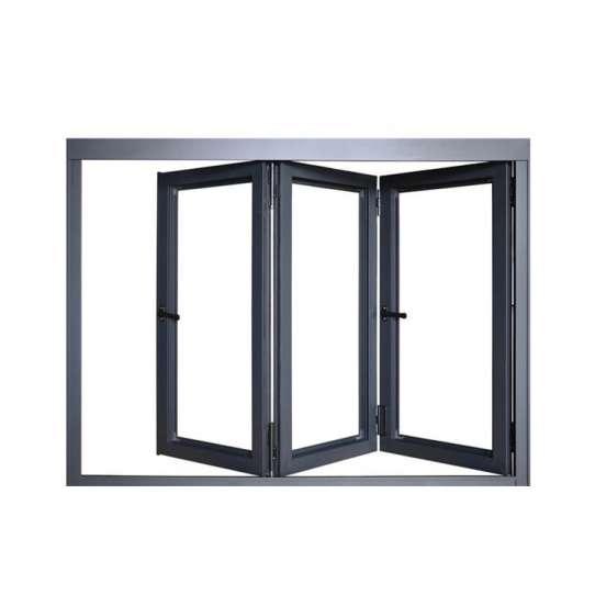 WDMA Accordion Folding Window