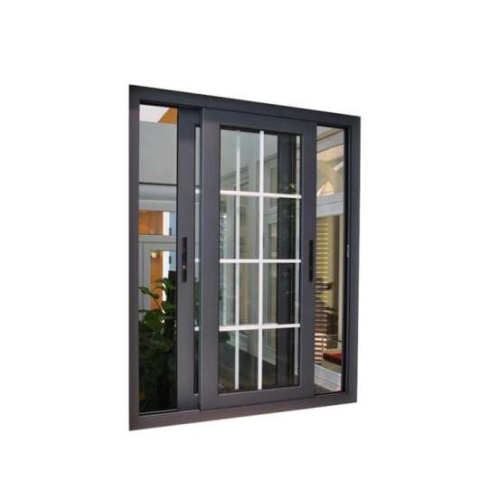 China WDMA Price Of Aluminium Sliding Window For Nigeria Market Supplier