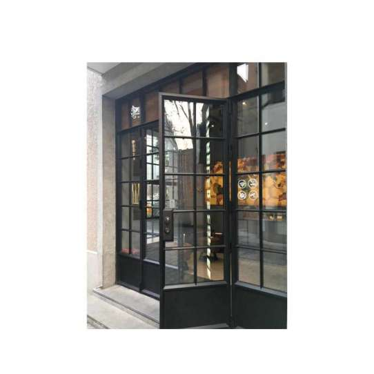 China WDMA Aluminium Glass Door