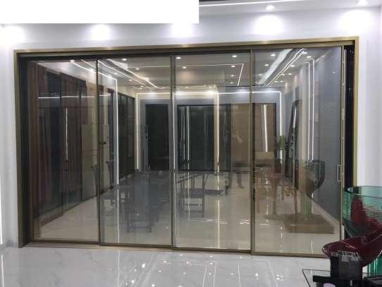 WDMA Commercial Sliding Door