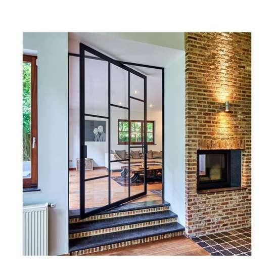 China WDMA Entrance Glass Door