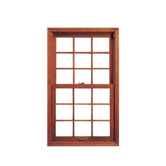 WDMA Aluminum Clad Wood Signle Hung Window