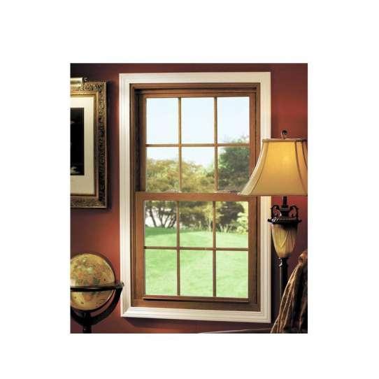 WDMA Aluminum Clad Wood Window