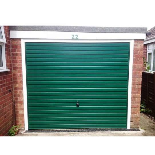 WDMA Design Automatic Roll Up Sectional Wood Color Overhead Unbreakable Polycarbonate Garage Door Rolling Insulated