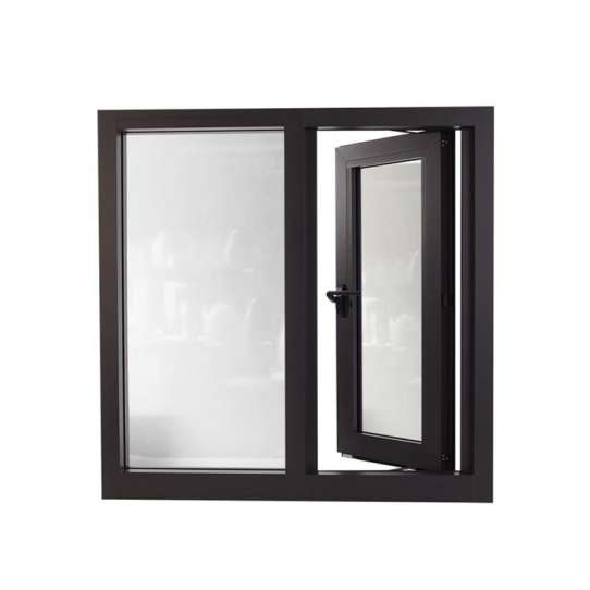 China WDMA Glass Door Window