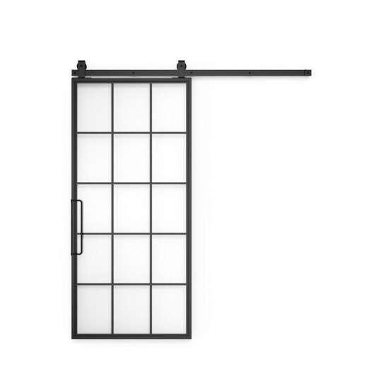 WDMA Aluminium Shop Front Door
