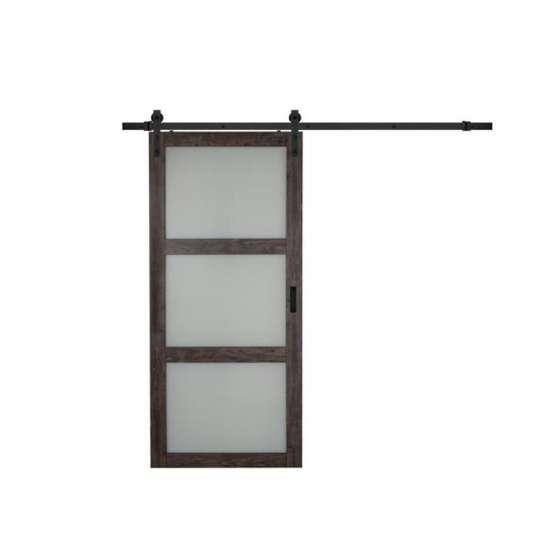 China WDMA Aluminium Shop Front Door