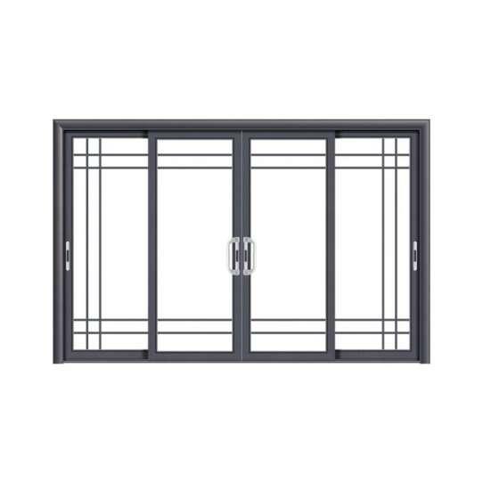 China WDMA Auto Sliding Glass Door