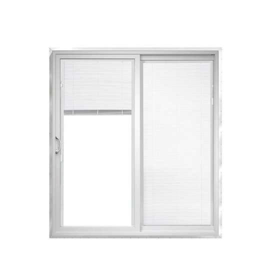 China WDMA Finished Surface Finishing And Sliding Open Style Aluminium Kitchen Glass Single Door Interior Pocket Door