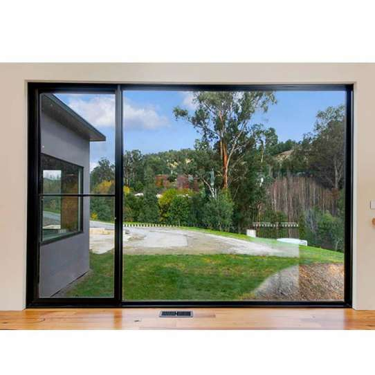 WDMA Sliding Vertical Window