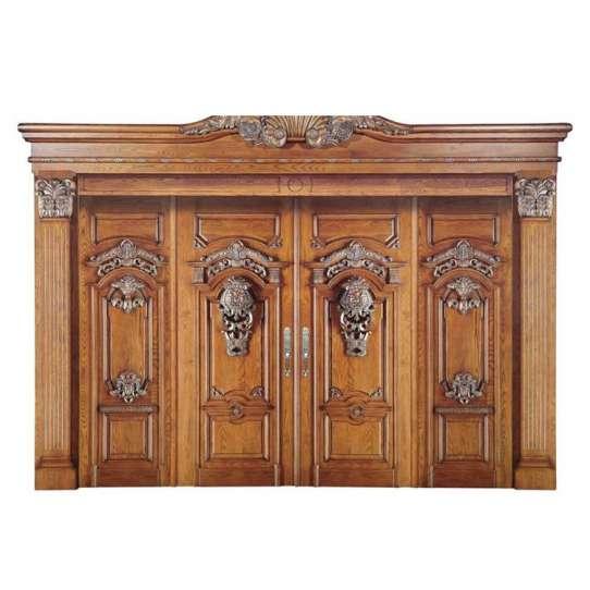 WDMA main double door wooden