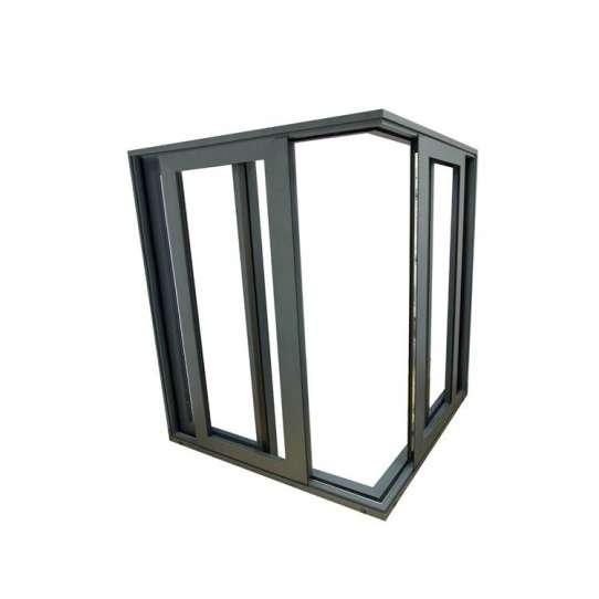 China WDMA Stacking Sliding Glass Door
